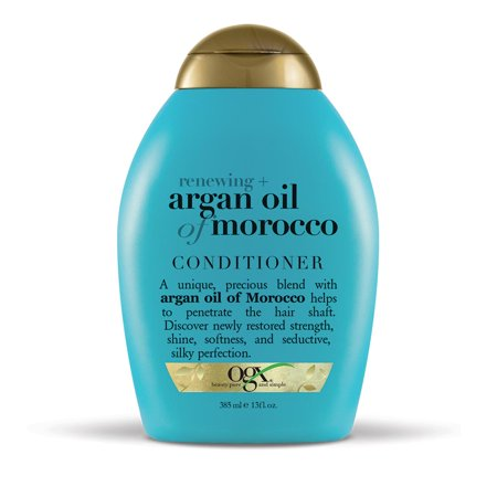 Furman Conditioner - OGX Renewing + Argan Oil Morocco Conditioner, 13 FL OZ