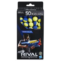 Nerf Rival 50-Round Refill Pack (blue), Ages 14 and up