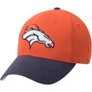 huge discount e4f74 91582 Men s Fan Favorite Orange Navy Denver Broncos Two-Tone Adjustable Hat - OSFA