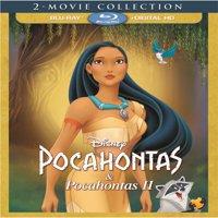 Pocahontas 2 Movie Collection (Blu-ray + Digital HD)
