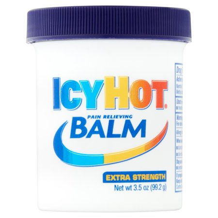 Icy Hot Extra Strength Pain Relieving Balm, 3.5