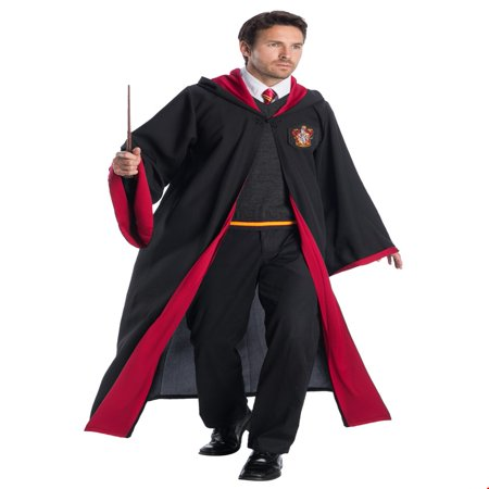 Adult Harry Potter Gryffindor Student Halloween Costume](Gryffindor Costume Adults)
