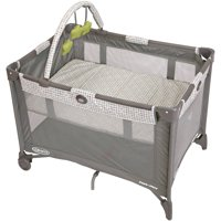 Graco Pack 'n Play On the Go Playard with Bassinet, Pasadena
