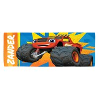 Personalized Blaze and the Monster Machines Kids Beach Towel