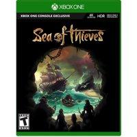 Sea of Thieves, Microsoft, Xbox One, 889842280449