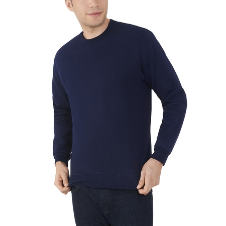 Helpers Sweatshirt (Fruit of the Loom Big Men's Dual Defense EverSoft Crew Sweatshirt )