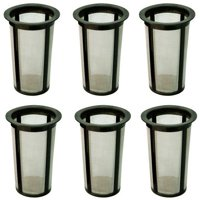 Refillable Basket My K-cup Replacement Reusable Coffee Filter for Keurig 6-Pack