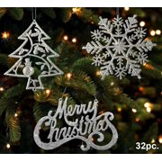 Merry Christmas Ornament Sign.Merry Christmas Signs