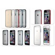 Rock Duplex Slim Guard Series  2mm Hybrid Bumper for iPhone 6 - Seven Colors 048b989409