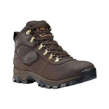 Timberland Black Hiker (Men's Timberland Earthkeepers Mt. Maddsen Mid Waterproof Hiker Boot )