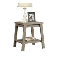 Mainstays Logan Side Table, Rustic Oak Finish
