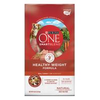 Purina ONE SmartBlend Natural Healthy Weight Formula Adult Dry Dog Food - 8 lb. Bag