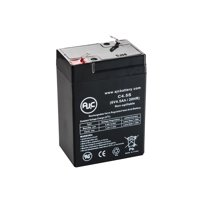 APC Back-UPS 200 BK200B (6 Volt 4.5 Ah) 6V 4.5Ah UPS Battery - This is an AJC Brand Replacement
