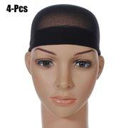 4Pcs Wig Caps bc8235ef26d7