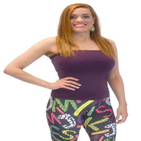 Vivian's Fashions Top - Tube Top, Regular and Plus Size