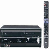 Panasonic DMR-EZ485V, Progressive Scan DVD Recorder with Digital Tuner, VCR, DTV Transition Solution(Refurbished)