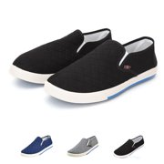 82acab377a282 Men's Classic Canvas Boat Shoe Casual Slip-On Shoes