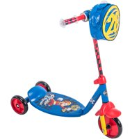 Disney Mickey Mouse 3-Wheel Preschool Scooter, by Huffy