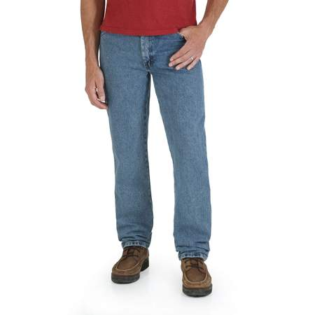 Hugger Fit Denim - Big Men's Regular Fit Straight-Leg Jeans