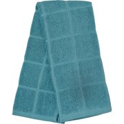 Mainstays 1 Pack Terry Kitchen Towel Teal