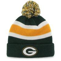 NFL Fan Favorite - Breakaway Beanie with Pom, Green Bay Packers