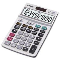 Casio JF100MS Desktop Calculator, 10-Digit LCD