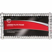 Auto Drive™ Chunky Diamond License Plate Frame