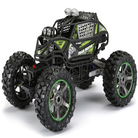 New Bright RC 1:10 Scale 4x4 Radio Control Trail