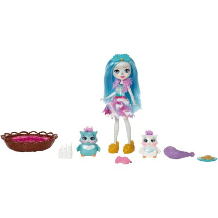 Enchantimals Sleepover Night Owl - Sleepover Girl