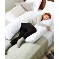 """Hermell Products Total U-Shape Body Pillow 51"""", BP7300MO"""