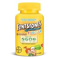 Flintstones Toddler Multivitamin Gummies, 80 Count