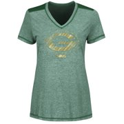 b45af61aa Majestic Green Bay Packers Bright Lights Women s Dark Green Shirt