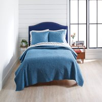 Better Homes and Gardens Chambray Full Queen Quilt