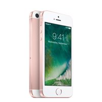 Walmart Family Mobile Prepaid Apple iPhone SE 32GB, Rose Gold