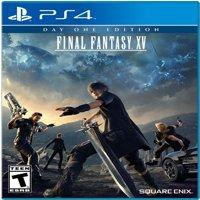 Final Fantasy XV for PlayStation 4