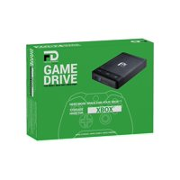 Fantom Drive Xbox External Hard Drive - 5TB 7200 RPM - with 3 Ports Built-in USB 3.0 Hub