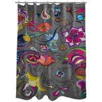 MOD Home Magic Garden Shower Curtain