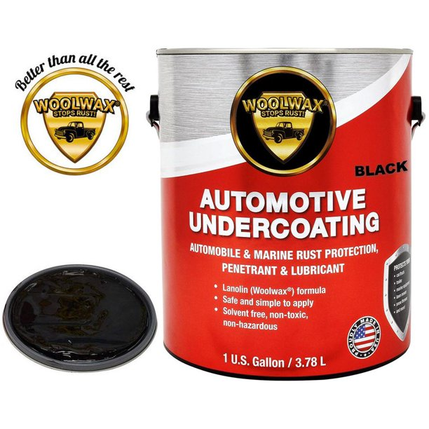 Woolwax Undercoating Protection