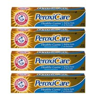 (4 Pack) ARM & HAMMER PeroxiCare Toothpaste 6.0 oz