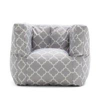 Comfort Research Big Joe SmartMax Cube Bean Bag Chair