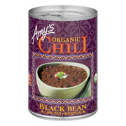 (4 Pack) Amy's Organic Black Bean Chili, 14.7 oz