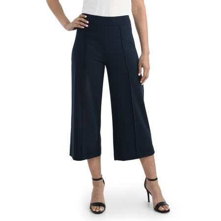 Wear Cropped Pants (Women's Wide-Leg Crop Pant, Available in Sizes up to 2XL )