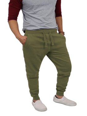 Men's Basic Slim Fit Comfort Sweatpants Jogger