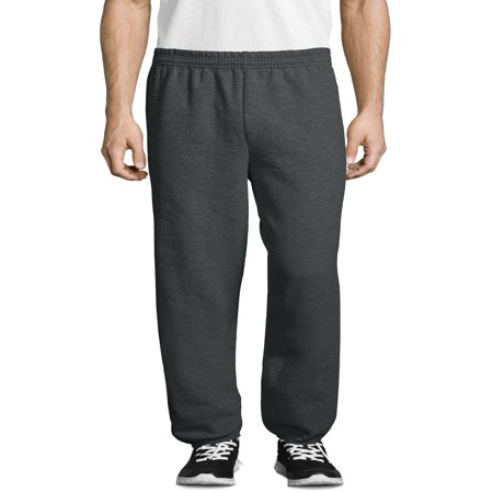 - Men's EcoSmart Elastic Bottom 32 Inch Inseam Sweatpants