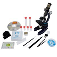 Elenco Science Tech Microscope Set with Carrying Case