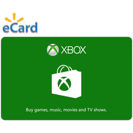 Xbox $5 Gift Card, Microsoft, [Digital Download] - Gift Card Shower