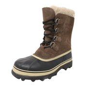 4c93b2c76b1e Sorel Men's Caribou Bruno Ankle-High Leather Snow Boot - 10.5M
