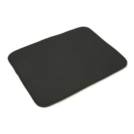 Norpro Dish Drying Mat, Black