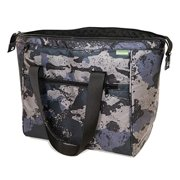 af8fab0a6 Large Insulated Grocery Shopping Bag with Removable Lining Camo Print  Converts to a Handbag Carry Tote