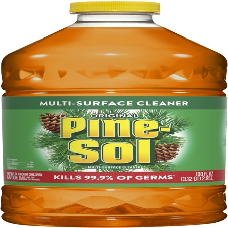 Pine-Sol All Purpose Cleaner, Original Pine, 100 Ounce Bottle